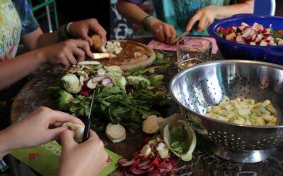 Działania społeczne przeciwko marnowaniu żywności